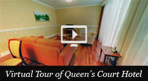 Virtual tour of the Queen's Court Hotel